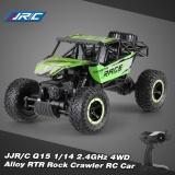 Purchase Original Jjr C Q15 1 14 2 4Ghz 4Wd Alloy Rtr Rock Crawler Off Road Vehicle Rc Car Intl Online
