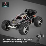 Wholesale Original Wltoys L929 Mini 2 4Ghz 2Ch Electric Rtr Rc Stunt Car Intl