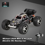 Original Wltoys L929 Mini 2 4Ghz 2Ch Electric Rtr Rc Stunt Car Intl On China
