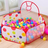 Outdoor Indoor Foldable Kids Children Game Tent Portable Ocean Ball Pit Pool Toy Intl Coupon