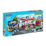 Oxford Toys Town Series Town Oil Free Shipping