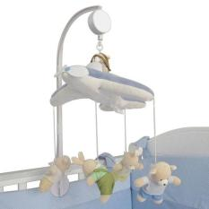 Palight Rotary Crib Clockwork Movement Music Box Kids Home Living Baby Kids Bedding Toy Plush Toy Is Not Included For Sale Online