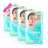 Cheap Pampers Baby Dry Diapers M 6 11Kg 52Pcs X 4 Packs Online