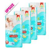Compare Price Pampers Baby Dry Pants M 46 X 4 Packs Pampers On Singapore
