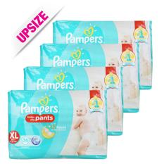 Pampers Baby Dry Pants Xl 36 X 4 Packs Free Shipping