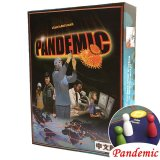 New Pandemic Board Game Paper Cards Strategic Reasoning Plague Funny Party Game Intl