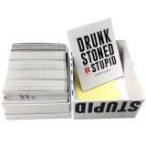 Best Party Game Card Game For Friends Together Drunk Stoned Or Stupid More Players Better Intl