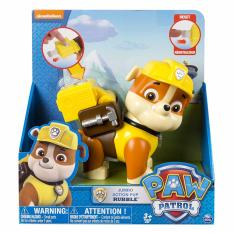 Discount Paw Patrol Jumbo Action Pup Rubble Paw Patrol Singapore