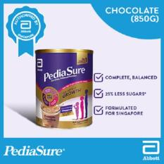 Sale Pediasure Triple Sure Chocolate 850G Pediasure
