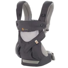 Peni Four Position 360 Cool Air Mesh Baby Carrier Grey Intl Shop