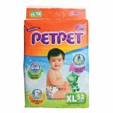 Buy Petpet Halo Mega Pack Baby Diapers Xl52 S X 3 Packs Cheap Singapore