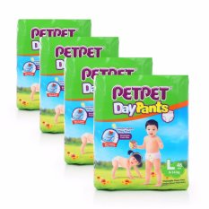 Where To Buy Petpet Jumbo Pack Day Pants 9 14Kg L46Pcs X 4Packs