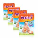 Petpet Tape Diaper M 50Pcs X 4Packs Discount Code