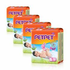 Cheapest Petpet Tape Diaper S 58Pcs X 4Packs Online