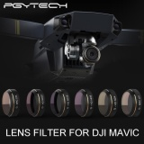 Compare Price Pgytech Dji Mavic Pro 5 In 1 Uv Nd Cpl Filter Lens For Betterphoto Quality Contrast Intl On China
