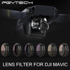 Buy Pgytech Dji Mavic Pro 5 In 1 Uv Nd Cpl Filter Lens For Betterphoto Quality Contrast Intl