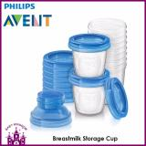Review Philips Avent Breast Milk Storage Cups Set Singapore