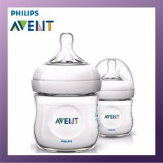Price Comparisons Philips Avent Natural Bottle 125Ml Twin Pack
