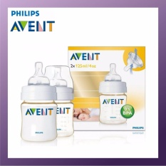 Philips Avent Pes Bottle 125Ml Twin Pack Sale