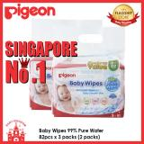Where To Buy Pigeon Baby Wipes 99 Pure Water 82Pcs X 3 Packs 2 Packs