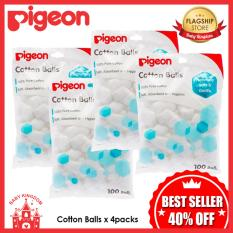 Pigeon Cotton Balls x 4packs