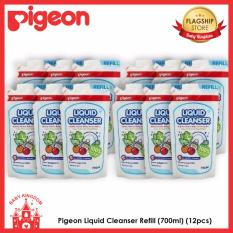 Pigeon Liquid Cleanser Refill (700ml) (12pcs)