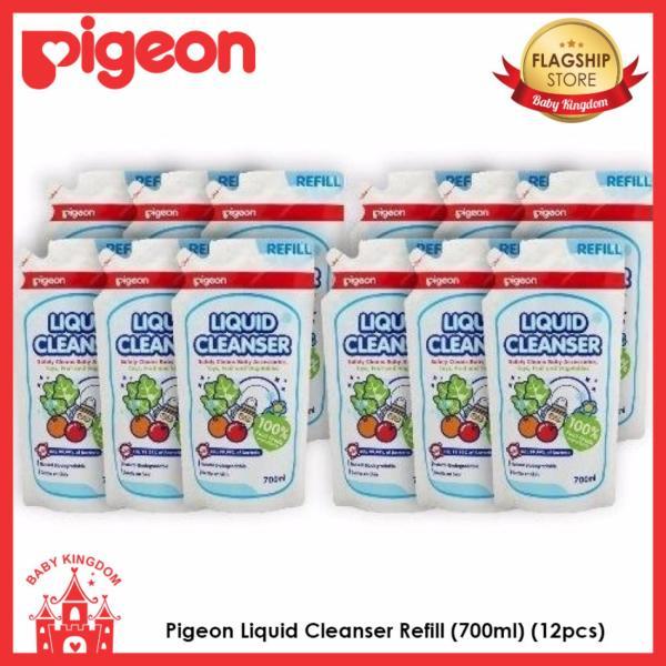 Pigeon Liquid Cleanser Refill (700ml) (12pcs)
