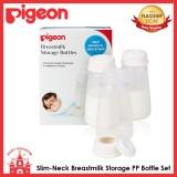 Get The Best Price For Pigeon Slim Neck Breastmilk Storage Bottle Pp
