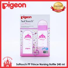 Where Can You Buy Pigeon Softouch Pp Princess Nursing Bottle 240Ml 3M