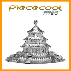 Discount Pinku Metal Three Dimensional Handmade Assembled Model Puzzle Piececool On China