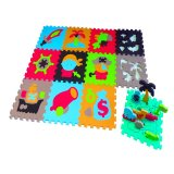 Review Pirate Puzzle Mat Farlin