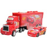 Pixar Car No 95 Mack Racers Truck Lightning Mcqueen Toy Cars Forboys Red Intl Coupon