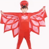 Who Sells Pj Mask Costume Owlette Costume Including Mask And Cape Cheap