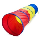 Coupon Play Tunnel Toy Tent Baby Kids Pop Up Discovery Tube Playtent