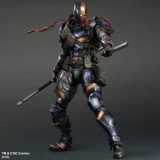 Sales Price Playarts Squareenix Arkham Death Knell Deadpool Action Figures Garage Kits Intl