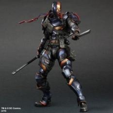 Sale Playarts Squareenix Arkham Death Knell Deadpool Action Figures Garage Kits Intl On China