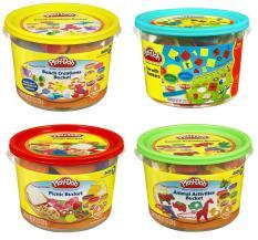 New Play Doh Mini Bucket Asst