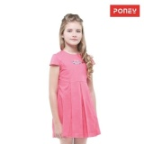 Where To Shop For Poney G*Rl Pink Short Sleeve Dress Gf