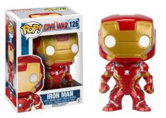 Funko POP! Marvel : Captain America 3 - Civil War - #126 Iron Man