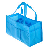 Price Portable Baby Diaper Nappy Changing Organizer Insert Storage Bag Blue Oem
