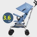 Review Portable Folding Folding Shock Proof Trolley For Baby Stroller 3 6Kg Intl China