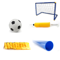 Portable Folding Goal Football Door Set Football Gate Outdoor Indoor Toy By Welcomehome.