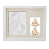 Promotion Sunwonder Baby Handprint And Footprint Frame Package Mold Kit Baby Gift Keepsakes Intl Review