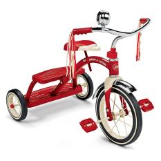 Price Compare Radio Flyer Classic Red Dual Deck Tricycle