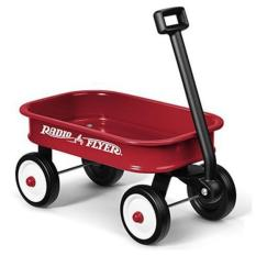 Deals For Radio Flyer Little Red Toy Wagon Red