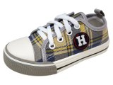 Price Raf Raf Bratz Kids Grey Checkered Tartan Canvas Shoes Rubber Outsole Fashion Sports Running Athletic Sneakers Children Girls Boys Smart Casual 3 6 Years Old Raf Raf​ Original