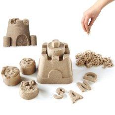 Price Comparisons For Rainbow Sand Indoor Sand Pink Color 3Kg Value Bundle