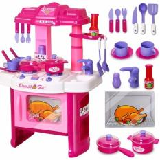 Best Deal Ready Stock In Sg Deluxe Kitchen Play Set 26 Height 60Cm