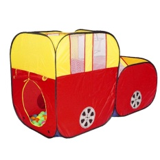 Red Sports Car Kids Play Tent House Play Hut Children Ocean Balls Pit Pool - Intl By Lotsgoods.