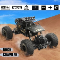 Discount Remote Control Electric Rc 1 16 2 4Ghz 4Wd High Speed Racing Car Off Road Truck Black Intl Not Specified